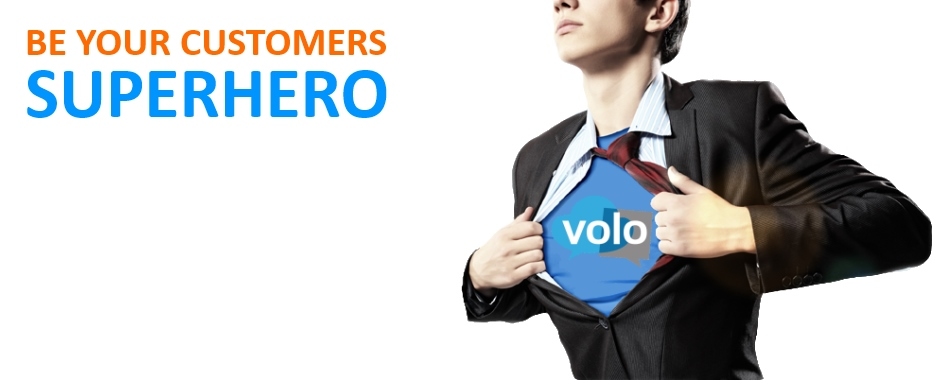Be your customers superhero